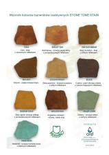 nowe kolory barwników
